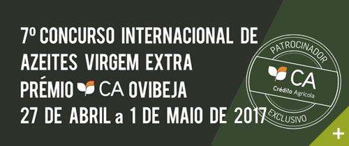 7º Concurso Internacional de Azeites Virgem Extra