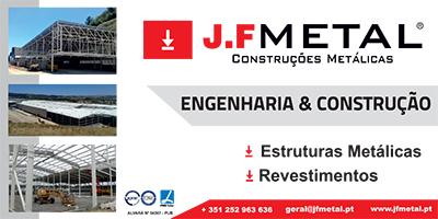 J.F. Metal - Construções Metálicas