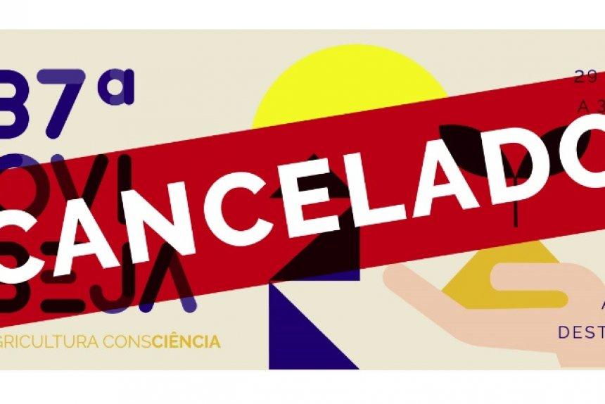 ACOS anuncia cancelamento da 37ª Ovibeja