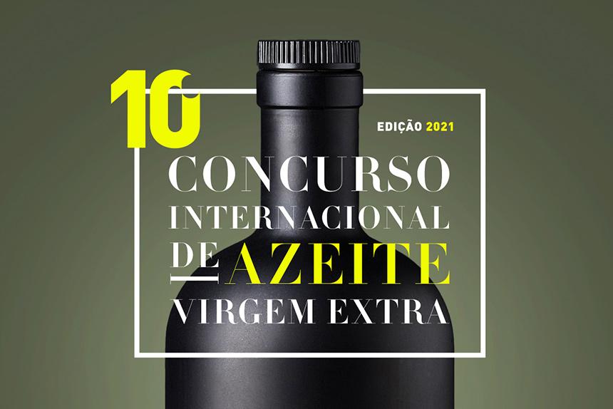 10º Concurso Internacional de Azeites Virgem Extra - Prémio CA Ovibeja - em 2021