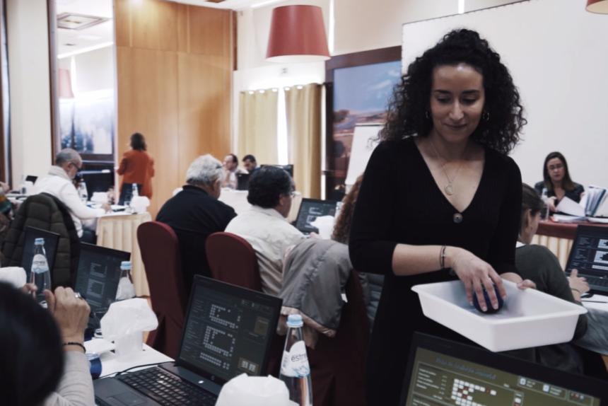 Júri internacional reúne-se esta sexta-feira para avaliar amostras ao 10º Concurso Internacional de Azeites Virgem Extra - Prémio CA Ovibeja